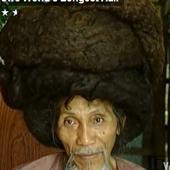 hay-hair