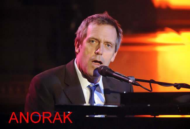 Anorak | Hugh Laurie�...
