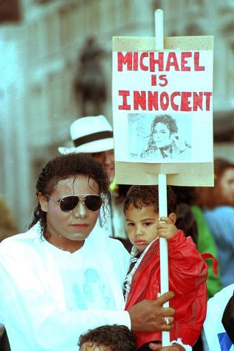 Michael Jackson look-a-like