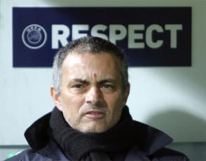 Jose Mourinho red card respect