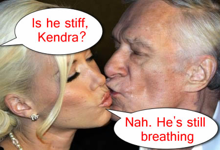 kendra hefner Whats It REALLY Like To Have Sex With Hugh Hefner?