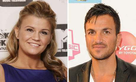 peter andre and kerry katona relationship