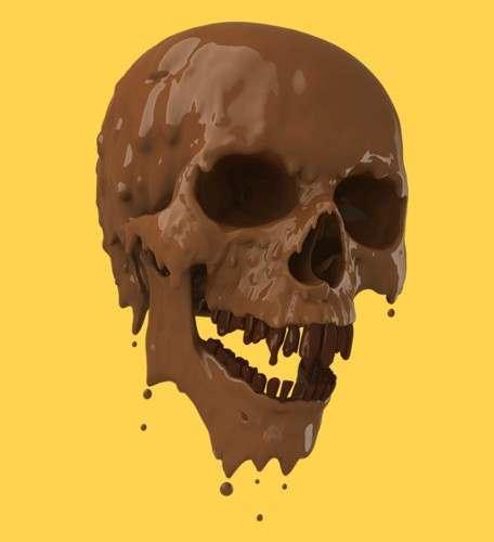 Chocolate de muerte