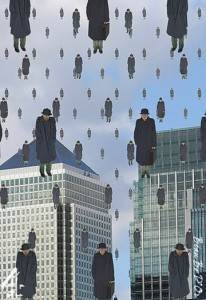 lehman bros magritte 206x300 The Greatest Non Sequitur Of The Decade