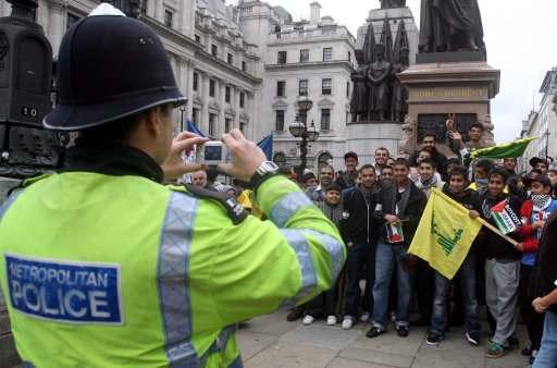 Hizbollah in London