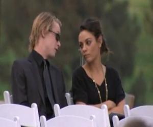 macaulay culkin and michael jackson funeral - photo #3