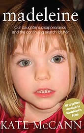 Madeleine: First Extracts Of Kate McCann's Book