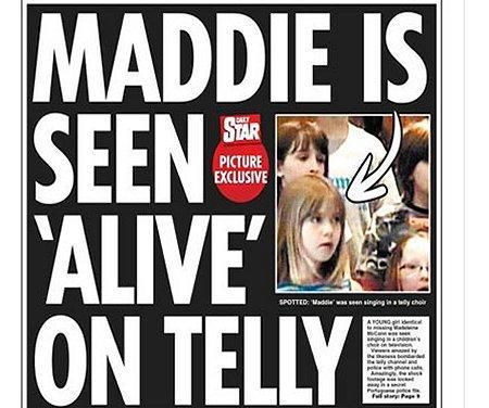 madeleine mccann sick Madeleine McCann: The Most Disgusting Our Maddy Story Ever
