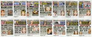 mccann express1 300x123 Madeleine McCann: An Apology For Journalism, Desmonds Reputation And Greenslade Scores