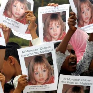 mccann maddie 300x300 Madeleine McCann: Portugal Police Search And Eilis OHanlon Empathises