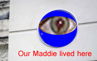 mccann plaque Madeleine McCann: Buy The Flat And The Villa For The Maddie Experience