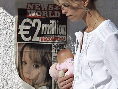  Madeleine McCann: Snatched For 100,000 By Kidnappers Not Interested In 1.5 Million Reward