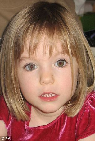 mccann31 Madeleine: Second Extracts Of Kate McCann's Book