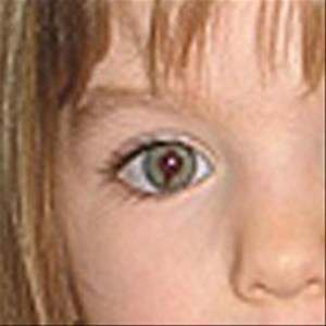mccann eye33 300x300 Madeleine McCann: Looking For 1 Million, Raonaid Murray And Amarals Book