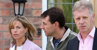 Madeleine McCann: GMTV Tears To Entertain, Jade Goody And Clarence Mitchell PR