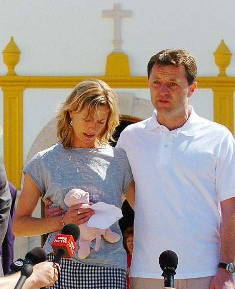 mccanns mothers day Madeleine McCann: Mothers Day With Kate McCann And No News