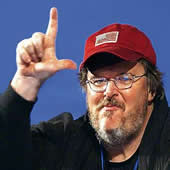 michael moore Michael Moore Saw The GM Truck Crash Coming
