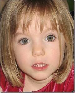 missing madeleine mccann 240x300 Madeleine McCann: Brian Kennedy Is Talking Balls With Mark Souster