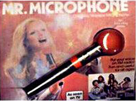 mr microphone solo The Ghost of Christmas Presents Past: Mr Microphone
