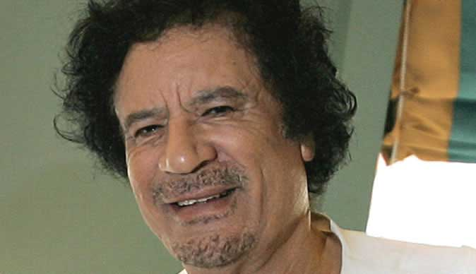 muammar al gaddafi Libya: Allies Warm Their Cosy Assets On Gaddafis Lap