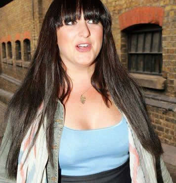 natalie cassidy1 EastEnders Star Natalie Cassidys Baby Weight Shocker