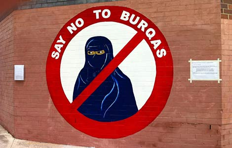noburqa Muslims Banned From Burnley College   Well, If It Get Comments