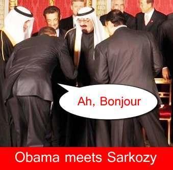 obama-abdullah Obama Did Not Bow To Abdullah