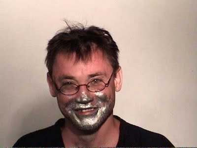 paint mug Mug Shot Of The Day: The Suspected Paint Sniffer