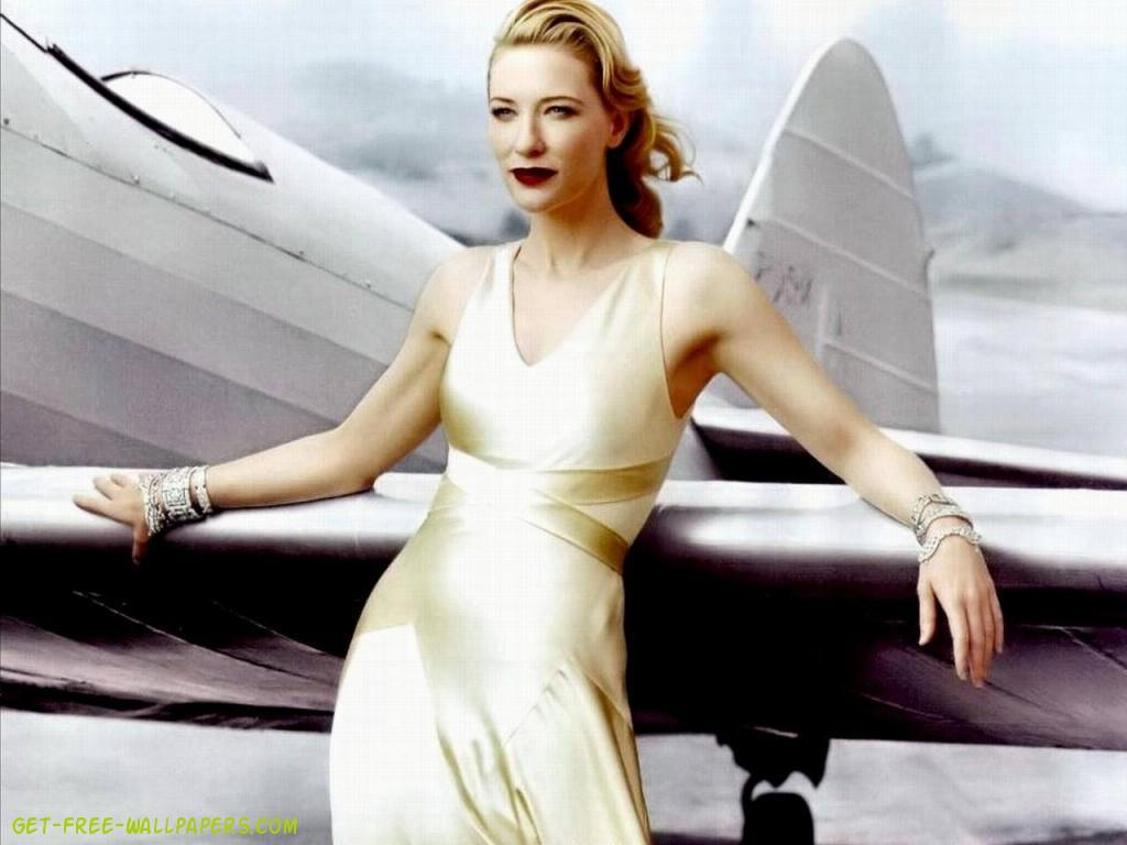 Maddie McCann Wallpaper: Cate Blanchett Saves The Planet As Only The