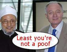 qardawi  red ken Ken Livingstone Knew Your Mother
