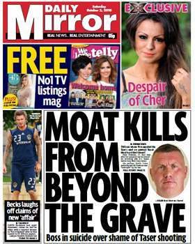 raoul moat kills Raoul Moat Kills Taser Boss Peter Boardman From