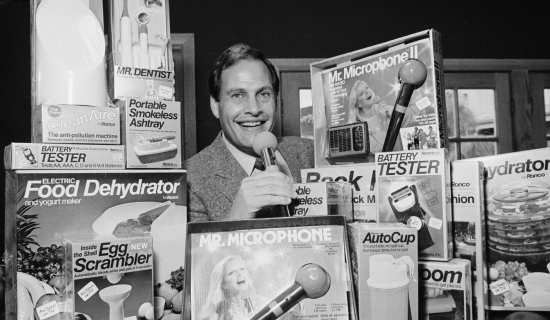 ronco1 The Ghost of Christmas Presents Past: Mr Microphone