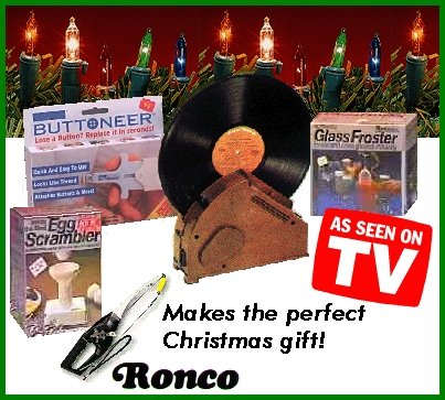 ronco2 The Ghost of Christmas Presents Past: Mr Microphone
