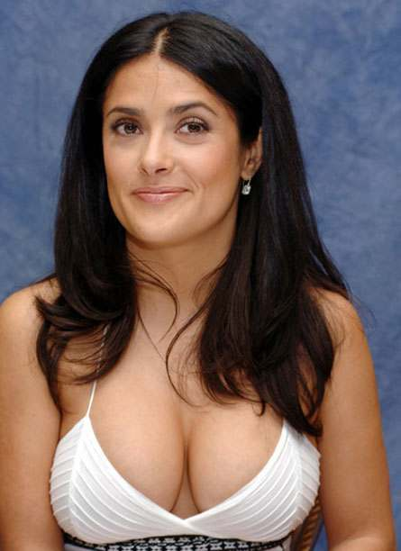 salma hayek nud. SALMA HAYEK loves. tigress666