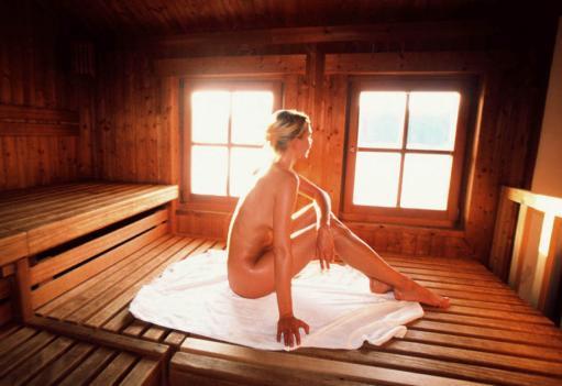 Prostitutes for a sauna