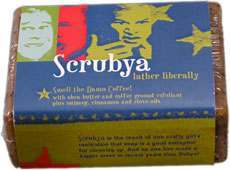 scrubya soap Srubya And Soapbama: Cleaning Up With Barack Obama