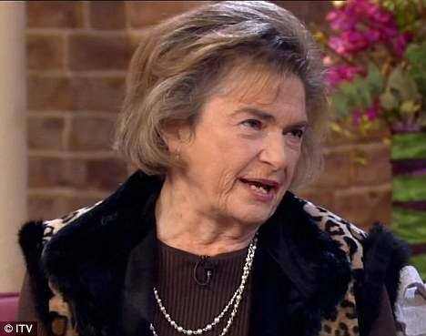 bustyoldermature X Factor Katie Waissel's granny (81) vows not to make
