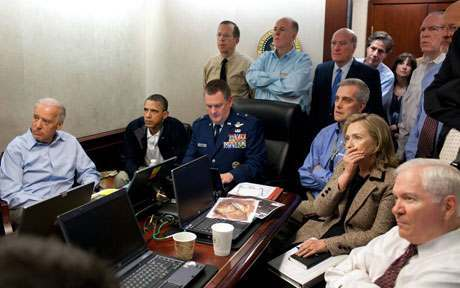 Barack Obama's Spin And Lies Over Osama Bin Laden's Death Photo