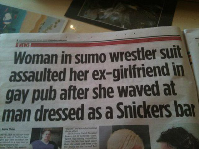 snickers sumo gay sex fight Gay Sumo Wrestler Assaulted Woman Who Waved At Man Dressed As Snickers
