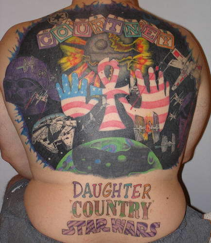Other images from The Most Disgusting Tattoos