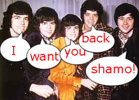 Osmond Brothers And Jackson 5