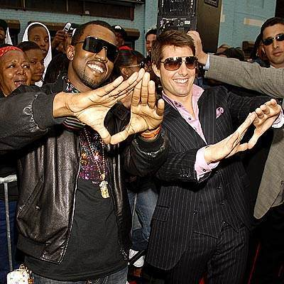 Kanye west gay news