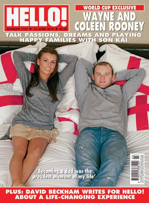 Wayne Rooney Family wayne rooney and coleen rooney currently embroiled in claims that the