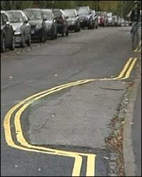 Anorak News | Yellow Lines for Bubble Cars