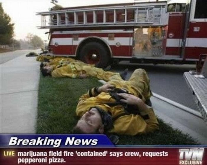 weed-fire