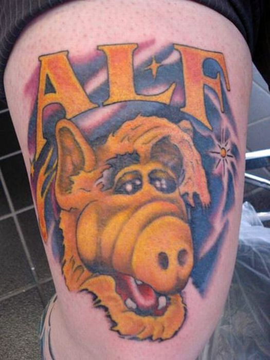 alf-tattoo