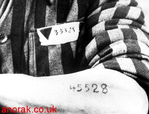 POW Tattoo