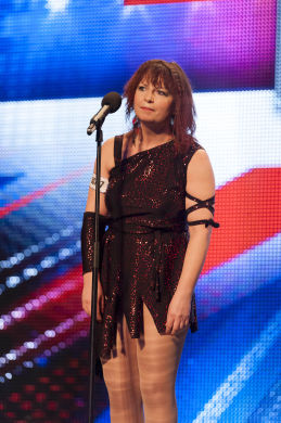 THIS IMAGE IS STRICTLY EMBARGOED UNTIL 00.01 SATURDAY 24TH MARCH 2012.  A talkbackTHAMES/Syco production for ITV  BRITAIN'S GOT TALENT coming soon to ITV1 & ITV2  Picture Shows: MYLEENE  Picture Caption:    The judges will be hitting the road and travelling the length and breadth of the UK in search of Britain's best talent.    For further information, please contact: Emily Page - 020 7157 3034 / emily.page@itv.com  Source: Digital  COPYRIGHT: TALKBACK THAMES