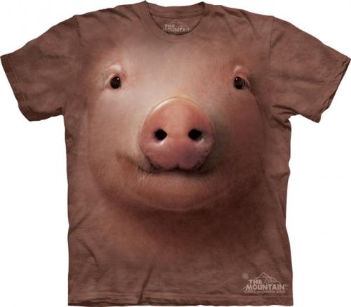 t-shirts-pig