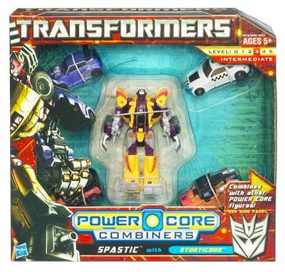 spastic-transformer